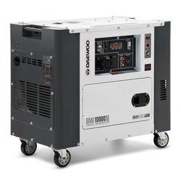 Электрогенераторы - Генератор дизельный Daewoo (Дэу) DDAE 10000SE, 0