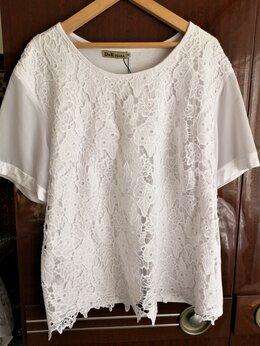 Блузки и кофточки - Блузка женская новая шикарная 58-60 размер, 0