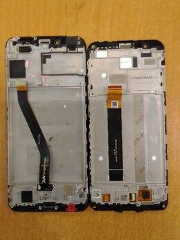 Дисплеи и тачскрины - Дисплеи Huawei Y6, Honor 8A, Meizu M9C, 0
