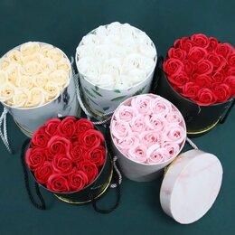 Подарочная упаковка - Мыльные розы 🌹🌹🌹, 0