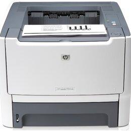 Принтеры и МФУ - HP LaserJet P2015dn лазерный принтер, 0
