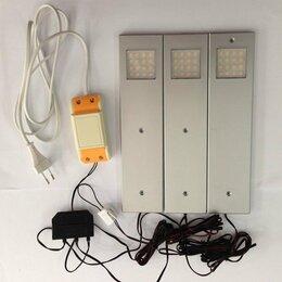 Ночники и декоративные светильники - Свелитильник светодиодный накладной с сенсором., 0