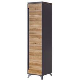Шкафы, стенки, гарнитуры - Шкаф 1- дверный Сканди Графит, 0