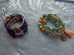 Браслеты - Новые браслеты многослойные в стиле бохо, красивые, 0