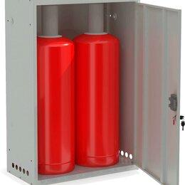 Мебель для учреждений - Шкаф для двух газовых баллонов на 50 л, 0