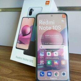 Мобильные телефоны - Xiaomi Redmi Note 10s 6/128 NFC  Ростест, 0