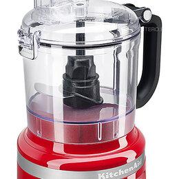 Промышленные миксеры - Комбайн кухонный KitchenAid 5KFP0719EER красный, 0