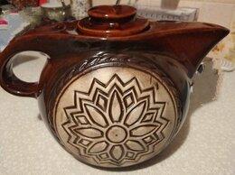 Заварочные чайники - Заварочный чайник глиняный 3.7 литра, 0
