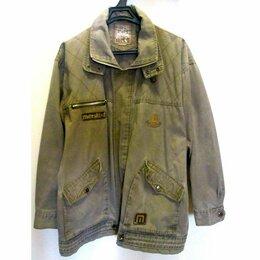 Куртки - Мужская куртка фирмы «ZOO», 0