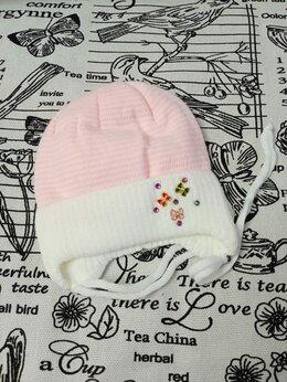 Головные уборы - Детская шапка для новорожденных, цвет:…, 0