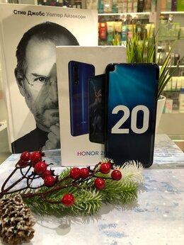 Мобильные телефоны - Honor 20 6/128GB Чёрный , 0