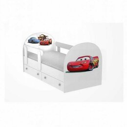 """Кроватки - Кровать детская односпальная """"МакКуин"""", 0"""