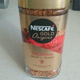 Продукты - Кофе растворимый Nescafe Gold Origins Colombia, 0