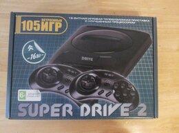 Игровые приставки - Приставки игровые Sega 16 Bit и Dendy 8 bit, 0