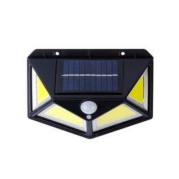 Настенно-потолочные светильники - Светильник настенный на солнечных батареях (22MS), 0