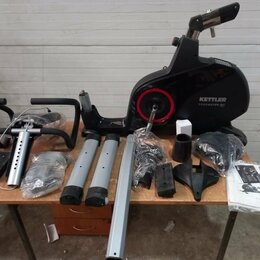 Велотренажеры - Велотренажер kettler Е7 7682-860, 0