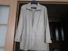Куртки - Куртка  женская  кожаная  производство  Турция…, 0