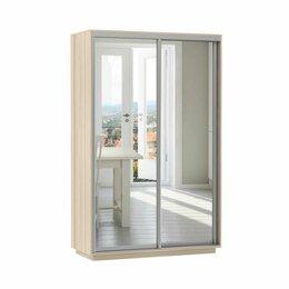 Шкафы, стенки, гарнитуры - Шкаф-купе. Зеркало. 2 секции, 0