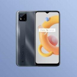 Мобильные телефоны - Realme C20 NFC 32GB Grey Новый Гарантия, 0