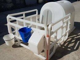 Товары для сельскохозяйственных животных - пластиковые домики для телят и вольеры, 0