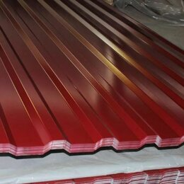 Металлопрокат - профнастил на крышу, 0