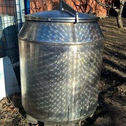 Прочее оборудование - Бак из пищевой нержавейки для мяса, мясомассажер 1000л, 0