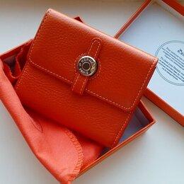 Кошельки - Бумажник из натуральной кожи HERMES, 0