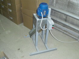 Производственно-техническое оборудование - Дробилка тех отхода мононити, лески, стреп ленты, 0