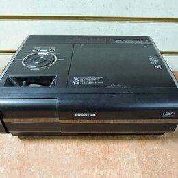 Проекторы - Проектор мультимедийный Toshiba TDP-EW25, 0
