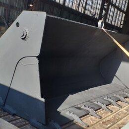 Спецтехника и навесное оборудование - Ковш челюстной, 4 в 1 для экскаватора погрузчика, 0