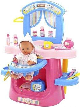 Куклы и пупсы - Новый Игровой набор «Няня» (Кукла с аксессуарами), 0