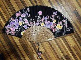 Картины, постеры, гобелены, панно - Резной веер из бамбука, 0