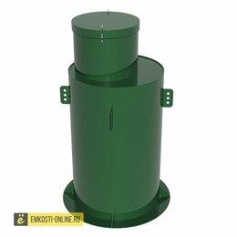 Комплектующие водоснабжения - Пластиковый кессон Alta Kesson B + со смещенной горловиной, 0