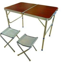 Походная мебель - Стол туристический складной пикник кемпинговый, 0