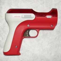 Аксессуары - Пистолет корпус для PS Move, 0