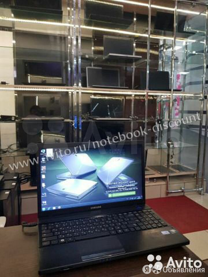 Игровой ноутбук samsung Core i3 + 4GB + GT520MX по цене 11499₽ - Ноутбуки, фото 0