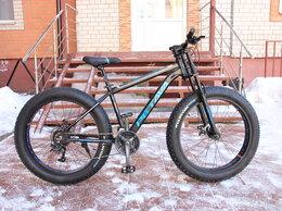 Велосипеды - Велосипед фэтбайк Petava-800, 0