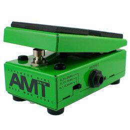 Процессоры и педали эффектов - AMT Electronics WH-1B Педаль эффекта WAH-WAH для…, 0