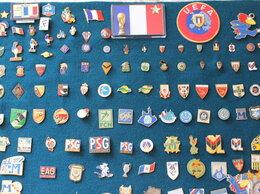 Жетоны, медали и значки - ЗНАЧКИ ФУТБОЛЬНЫХ КЛУБОВ И ФЕДЕРАЦИЙ......ХОККЕЙ…, 0