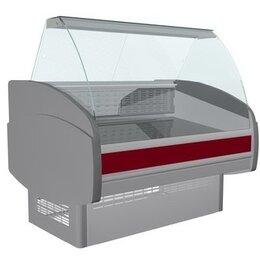 Холодильные витрины - Холодильная витрина Айсберг Аркадия-СП 1,0 (с…, 0