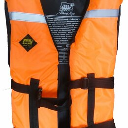 Одежда - Жилет страховочный Мастер Лодок L ЭКО Оранжевый, 0