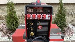 Сварочные аппараты - Сварочный полуавтомат инверторный Edon MIG-315, 0