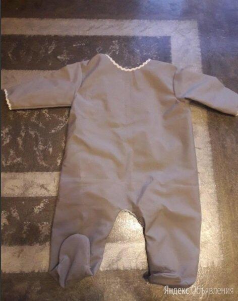 Новый костюм для кормления - нагрудник, слюнявчик по цене 500₽ - Нагрудники и слюнявчики, фото 0