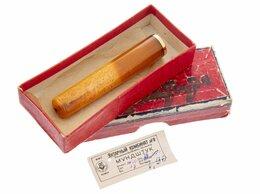 Другое - Мундштук в родной коробке, плавленый янтарь, 0