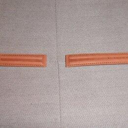 Ремешки для часов - Кожаный ремешок для часов шириной 18 мм., 0