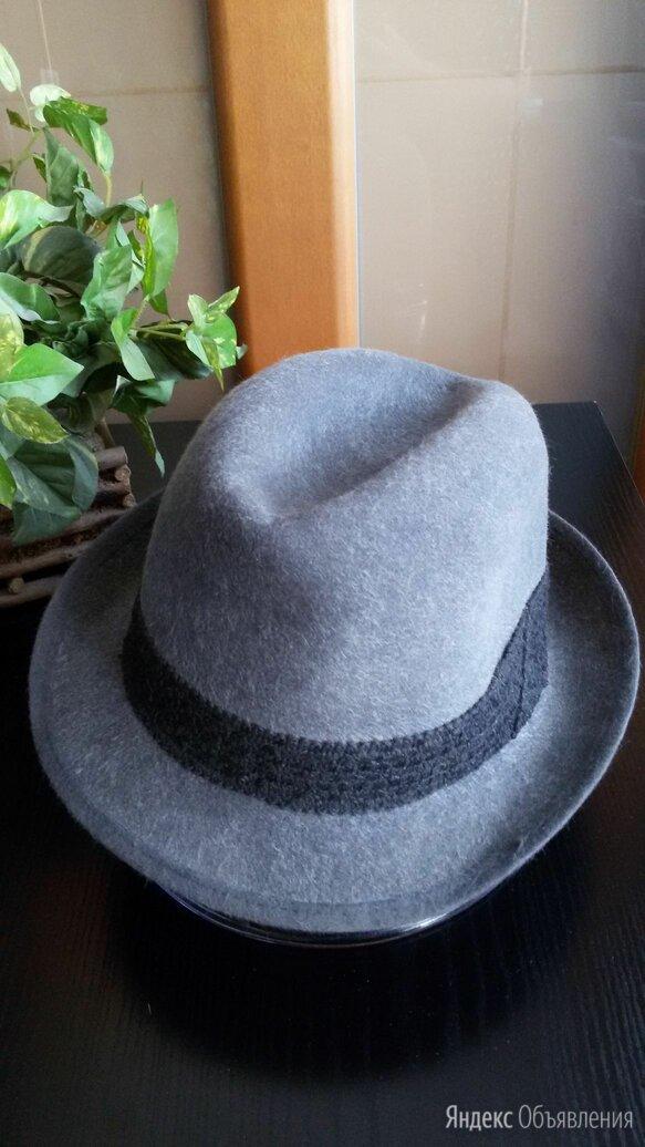 Шляпа фетровая мужская СССР по цене 700₽ - Головные уборы, фото 0