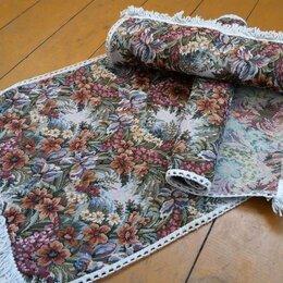 Скатерти и салфетки - Прекрасные салфетки гобеленовые винтаж Германия, 0
