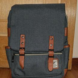 Сумки - Тканевый рюкзак, 0