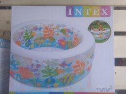 Надувная мебель - Детский надувной бассейн (Новый), 0