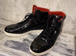 Ботинки - Высокие спортивные кеды- ботинки-кроссовки р.43, 0